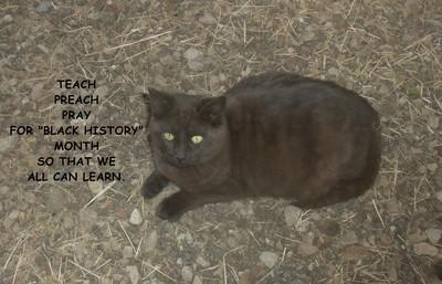 Black History Month Ecard.