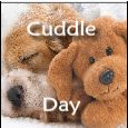 All I Wanna Do This Cuddle Day!