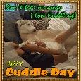 I Love Cuddling!