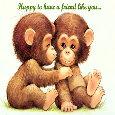 Happy Intl. Friendship Week.