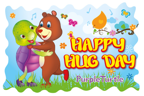 Happy Hug Day!