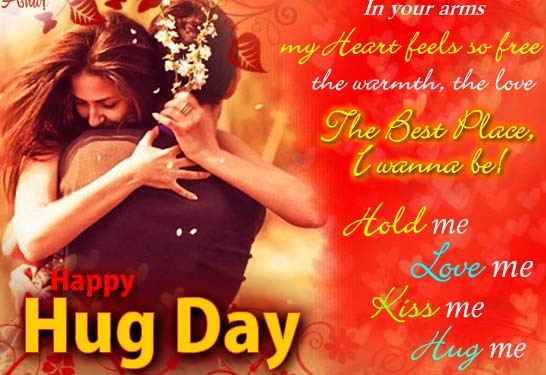 In your arms free hug day ecards greeting cards 123 greetings m4hsunfo