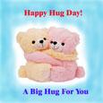 Happy Hug Day.