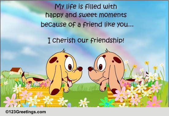 Image result for I Cherish Our Friendship BLINGEE