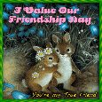 Home : Events : I Value Our Friendship Day 2018 [Feb 13] - A True Friendship.