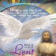 Home : Events : Lent 2018 [Feb 14 - Mar 31] - A Blessed Lent Ecard.