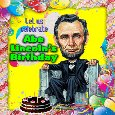 Celebrate Abe Lincoln's Birthday!