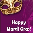Happy Mardi Gras For All!