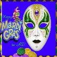A Happy Mardi Gras Ecard For You.