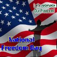 Home : Events : National Freedom Day 2019 [Feb 1] - Celebrate Our Freedom!