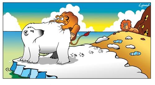 Polar Lions.