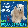 Do The Polar Bear Dance.