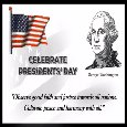 Home : Events : Presidents' Day 2018 [Feb 19] - Presidents' Day - George Washington.