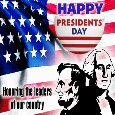 Home : Events : Presidents' Day 2018 [Feb 19] - Honoring The Leaders Of Our Country.