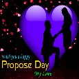 Wish You A Happy Propose Day.