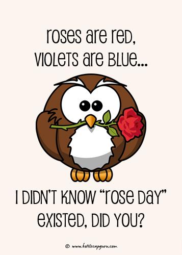 Send Rose Day greetings!