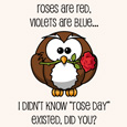 "I Didn't Know ""Rose Day"" Existed."