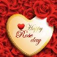 Best Wishes For Rose Day!