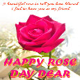 Rose Day Wishes For Friend.
