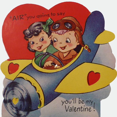 Vintage Valentine Free Be My Valentine eCards Greeting Cards – Vintage Valentines Card
