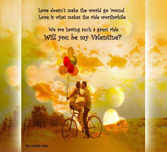 Joyride With You!