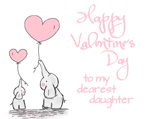 For My Darling Daughter.