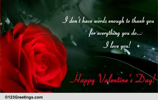 Happy Valentine's Day Mother! Free Family eCards, Greeting Cards  123 Greetings