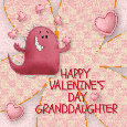 Valentine's Day Granddaughter!!