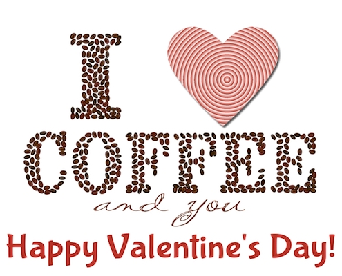Coffee Is My First Love!!