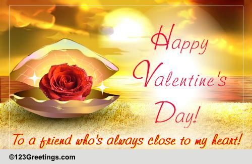 Valentines Day Friends Cards Free Valentines Day Friends eCards – Valentines Cards for Friends
