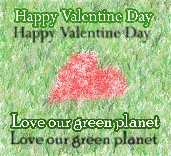 Green Valentine.
