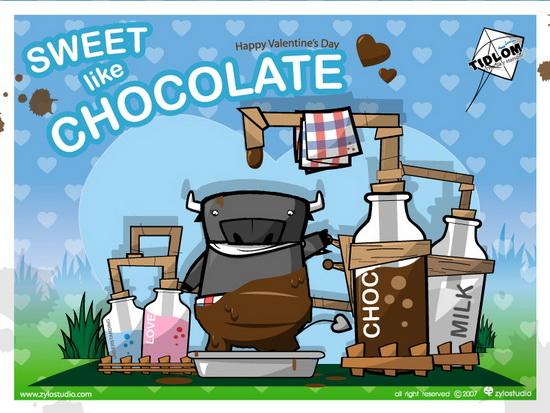 Sweet Like Chocolate V1.
