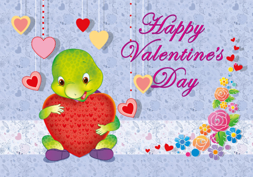 Wish You A Happy Valentine's Day!