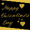 Glittering Valentine%92s Day Ecard.