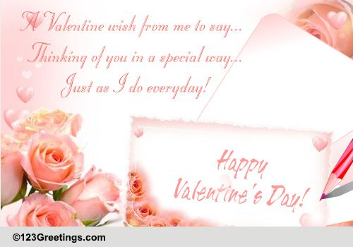 Happy Valentines Day Friendship
