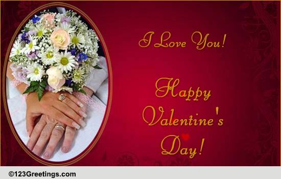 Happy Valentines Day Friends And Family