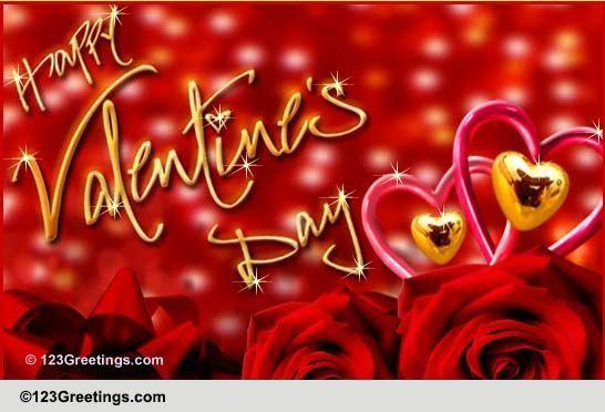Valentines Day Free Happy Valentines Day ECards