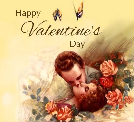16 Valentine S Day Quotes To Share The Love: Happy Valentine's Day Love Wishes. Free Happy Valentine's