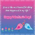 Happy Valentine's Day, Dear!