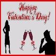 Happy Valentine's Day - Wine.