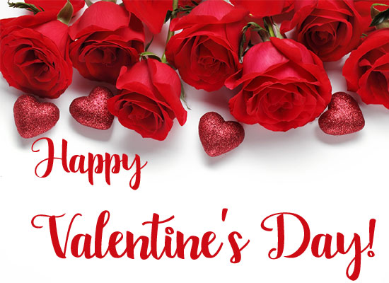 Lovely Roses For My Precious One Free Happy Valentine S Day Images