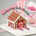 Valentine Cake House.