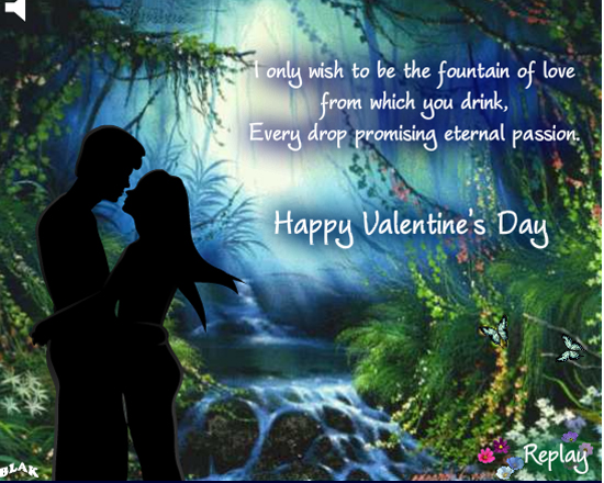 Send Valentine's Day Greetings!