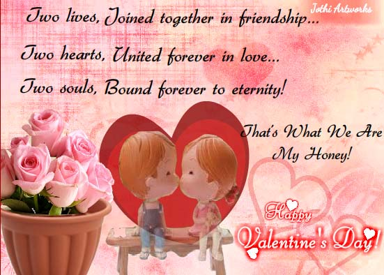 Soulmates Bound Forever Free I Love You ECards Greeting