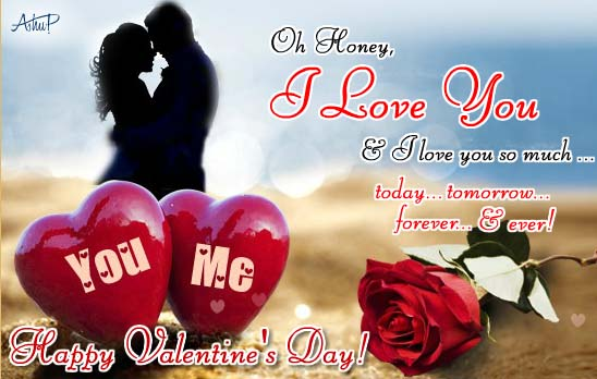 I Love You Today, Tomorrow & Forever! Free I Love You ...