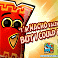 Bag It! Hidden Variable-Nacho Card.