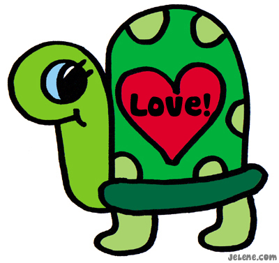 Love Turtle.