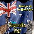 My Australia Day Ecard.