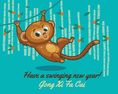 Send Chinese New Year Ecards!