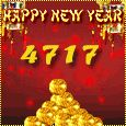 Prosperous Chinese New Year 4716!